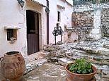 Villa in Gavalochori, nr. Chania, Crete, Greece. £200/ wk.