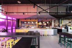 The Pool restaurant concept door Ninetynine - alle projecten - projecten - de Architect