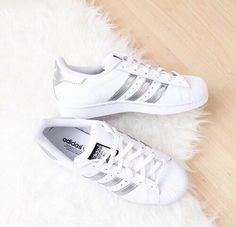 Find images and videos about white, shoes and adidas on We Heart It - the app to get lost in what you love. Adidas Superstar, New Fashion Trends, Trendy Fashion, Adidas Originals, Fashion Shoes, Fashion Dresses, Adidas Fashion, Most Beautiful Images, Favim