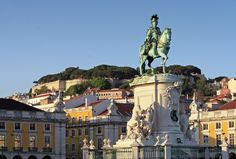 16 Reasons to Visit Lisbon and the Lisbon Coast - via Clickstay 11.08.2015 | Lisbon – spread across steep hillsides in the south of Portugal – has a fuss-free, rustic charm that you won't find in any other European city. But it's not just the city itself that has got us hooked, it's the surrounding coastline, historic towns, and good value food and drink which makes Lisbon the holiday destination ticking all our boxes… #portugal #travel #tips Photo: Lisbon Architecture