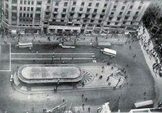 1939 - Praça do Patriarca.