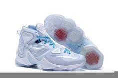 89f712dffce8 1914   Nike Lebron Xiii Herr Ljusblå Blå Grå SE969268NFeWKQZ Nike Kd