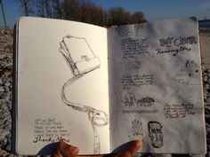 Sketches from the last days in Toronto by Prash