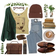 """Plateau Ramble"" by throwmeadream on Polyvore"