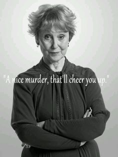 That line cracks me up. <<< Always with the wonderful wise words Mrs. Hudson <3
