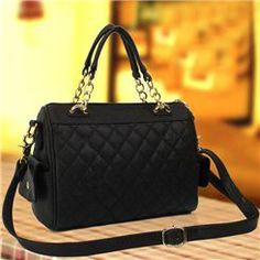 New Arrival Leisure Classic Grid Design Lady's Handbags
