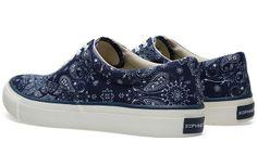 SOPHNET. Deck Shoe (Spring/Summer 2014)