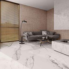 #larsen #super #blanco #gris #pulido #brillo #inalcoworld #inalco #porcelain #tiles  #porcelanato #design #creative #interior #diseño #interiores #interiors #disegno #hogar #home #art #innovate #create
