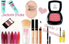 Middle School Drugstore Makeup! My Grade 7 Essentials
