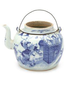 chinese ceramic tea pot