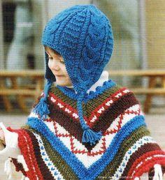 Детская шапка с ушками(спицы). Обсуждение на LiveInternet - Российский Сервис Онлайн-Дневников