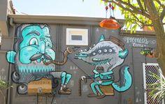 The Street Art Tumblr: Photo