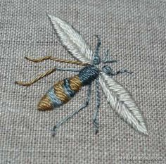 Breath of Spring Embroidered Garden from Inspirations Magazine http://www.needlenthread.com/2008/09/breath-of-spring-embroidery-project-fun.html