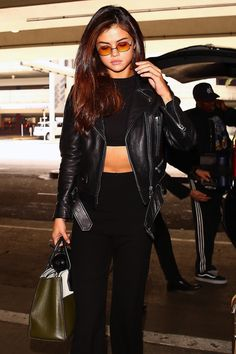 Selena Gomez News — June 2: Selena arriving at LAX Airport in Los...