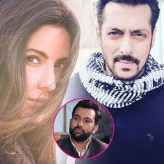 Salman Khan and Katrina Kaif to shoot the climax scene of Tiger Zinda Hai tomorrow #FansnStars