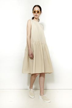 APUNTOB, Tank Dress |