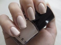 ELES Cosmetics - Masquerade Nail Polish Collection Nude Contessa www.elescosmetics.com #ELES #ELESCosmetics #cosmetics #mineral #makeup #natural #beauty #NailPolish