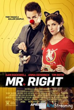 Mr. Right (2016) Streaming HD