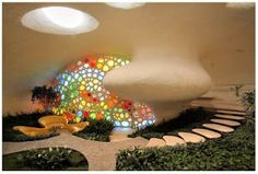 """Javier Senosiain ist a great visionary and organic architect. I do get a lot of inspiration from his buildings and I think he is one of the """"gurus"""" of organic architecture.    http://www.arquitecturaorganica.com"""
