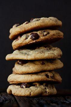 Rolo Stuffed Chocolate Chip Cookies | My Baking Addiction