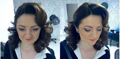 Finger waves make us think of Marilyn Monroe. This retro hairstyle is flattering and flirty.