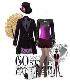 """""""60-Second Style: Disney Character Costume 