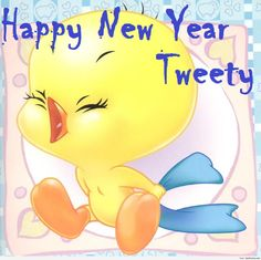 from tweety 279 happy new year 2017 quotes