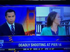 News crews from two television stations were robbed of cameras Thursday morning, and a camera operator was pistol-whipped by a man in a ski mask, as they reported on a homicide at Pier 14 in San Francisco.The mugging — the latest in the Bay Area to target television crews — happened at 6:03 a.m. at the pier along the Embarcadero and was captured in part on the air.KTVU reporter Cara Liu was reporting live when someone ran up […]''