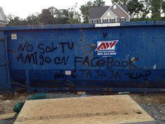 Yo soy tu amigo en Facebook