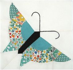 Pattern can be found in The New England Quilt Museum Quilts book