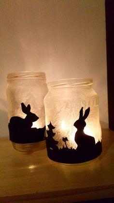 Bunny lights :-D