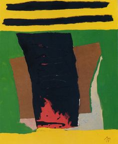 Robert Motherwell Paintings and Collages book review - Google Search