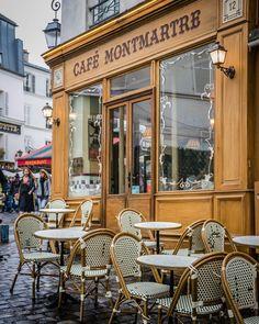 Paris, Montmartre- by @geeparee22 su Instagram