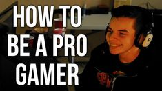 How To Be A Pro Gamer (CoD Ghosts Gameplay Commentary) Ghosts, Cod, How To Become, Gaming, Technology, Tech, Videogames, Cod Fish, Tecnologia