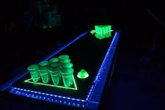 Diy idea for beer pong table