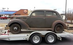 1937 Ford 2 Door: From Barn To Barn - http://barnfinds.com/1937-ford-2-door-from-barn-to-barn/