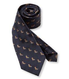 L.L. Bean Boot Tie