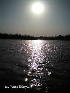 River Ganga in Rishikesh, Uttarakhand