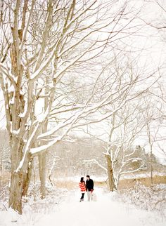 winter engagements - is it ok for married people to take pictures like this? I love it.