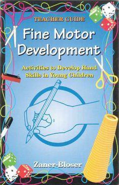 fine motor activities :)