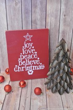 Guest Post: 5 Easy Christmas Crafts - The Happier Homemaker