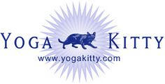 Looking for the original source of a Hello Kitty Yoga graphic; found videos for you and your cat.