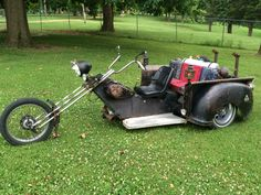 RATTRIKE  left