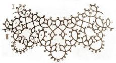 5 Collars with tatting pattern schemas / charts ! Nice !  |   Pinterest • Всемирный каталог идей