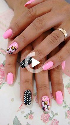 Fingernail Designs, Acrylic Nail Designs, Nail Art Designs, Acrylic Nails, Pretty Nail Designs, Nails Design, Fabulous Nails, Gorgeous Nails, Pretty Nails
