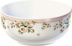 Katie Alice 'Cottage Flower' Porcelain Cereal Bowl
