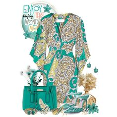 Designer Clothes, Shoes & Bags for Women Dressy Outfits, Mode Outfits, Chic Outfits, Fashion Outfits, Modest Fashion, Girl Fashion, Womens Fashion, Turquoise Clothes, Classy Casual