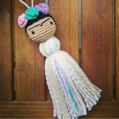 Love Crochet, Crochet Gifts, Knit Crochet, Crochet Potholder Patterns, Crochet Stitches, Crochet Keychain, Crochet Accessories, Doll Patterns, Crochet Projects