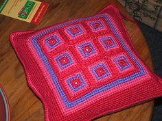 Free Crochet Pattern: Crazy Easy Tween Throw | WIPs 'N Chains