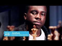 2014. 14 year old Justus is a National chess master who teaches inner city children how to play chess.
